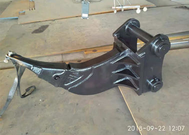China Customized Heavy Equipment Attachments 110 Mm Main Plate Thickness Strong Structure supplier