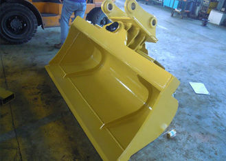 Harden Pins Excavator Tilt Bucket High Efficient With Cylinder Protection Guard