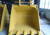 1840 Mm Bucket Width Excavator Rock Bucket High Performance 3.7 CBM Bucke Capacity