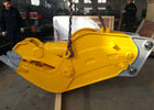 Big Cylinder Excavator Demolition Attachments 832mm Max Open Grease Injection Nipples