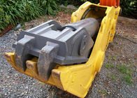 Customized Mini Digger Attachments Hydraulic Cylinder Movable Jaw Pulverisor