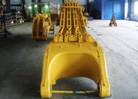 Standard  Long Reach Excavator Booms 8000 Mm Stick Length Non Counter Leight