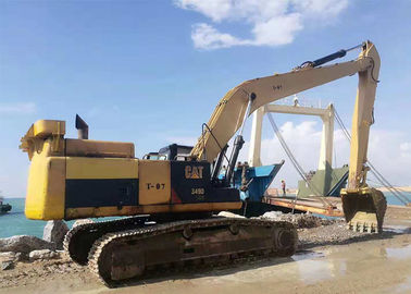 China 20 Meter Excavator Extension Arm 3400 Mm Fold Height Heavy Duty Dredging Work Purpose factory