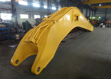 China 20M Material Handling Cranes , Mini Excavator Long Arm Komatsu PC850 distributor