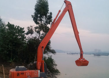 China Hitachi ZX360 18m Material Handling Arm Broken Rocks Unloading Heavy Duty distributor