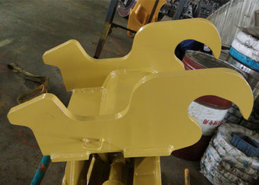 China Digger Hydraulic Tilt Ditching Bucket Special Ears Mechanical Quick Coupler factory