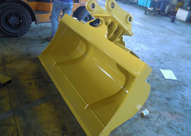 China Harden Pins Excavator Tilt Bucket High Efficient With Cylinder Protection Guard distributor