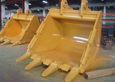 China 5.2 CBM Excavator Rock Bucket High Load Capacity Heavy Duty Construction Equipment factory