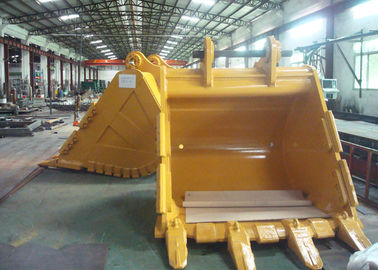 China CAT385 Excavator Grapple Bucket Large Size Reinforced Robust Structure For Minning Field factory