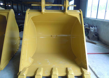 China 1840 Mm Bucket Width Excavator Rock Bucket High Performance 3.7 CBM Bucke Capacity distributor