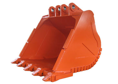 China Professional Mini Excavator Buckets Reinforcing Bottom Plate SGS ISO9001 Approved distributor