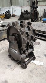 China OEM heavy duty hyundai excavator compaction wheel factory