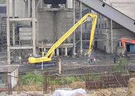 Remove Concrete Long Reach Boom , Excavator Boom Stick 3570
